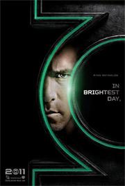 Ryan Reynolds in 'The Green Lantern'