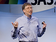 Soothsayer: Gates predicted the Yellow Pages are headed for extinction.
