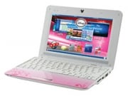 NETPAL: Disneyfied netbook blends hardware with media experience.