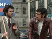'Flight of the Conchords' is funny and lovable.