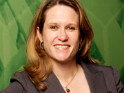 Kathy Carter, exec VP of Soccer United Marketing