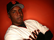 Major League Baseball wants to distance itself from the steroids controversy that has engulfed Barry Bonds, who needs just 22 home runs to surpass Hank Aaron's record of 755.
