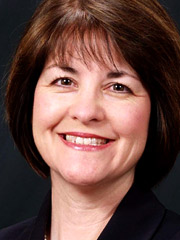 American Family Insurance VP-Marketing Lisa Bacus