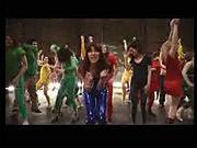 Leslie Feist in the video for '1, 2, 3, 4'