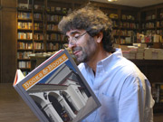 Mitch Kaplan owns three Books and Books locations in Miami.