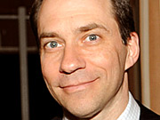Marcus Brauchli: Next-generation executive editor of the Washington Post.