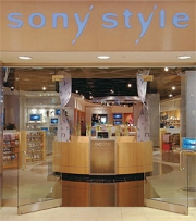 Sony Style stores offer mostly their own brand.