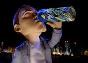 Eminem's Brisk iced-tea ad.