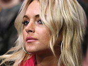 Lindsay Lohan is aiming to outdo 'Blackout' queen Britney. Everyone has a dream.