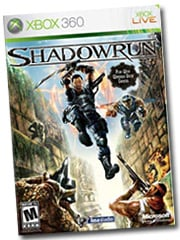 'Shadowrun' is the first cross-platform game for Xbox and PC.