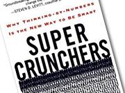 Random people have spoken: 'Super Crunchers' is a better title.