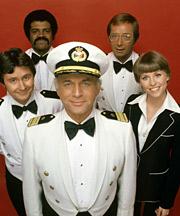 Titanic: CBS's digital strategy includes, no kidding, 'The Love Boat.'