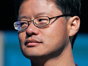 Jerry Yang: Combining brand and search teams may help.