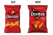 Doritos' new packaging