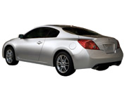 While the Versa and Sentra are the right cars for times of higher gas prices, they 'aren't as earth-shattering' as the Z sports car or last-generation Altima sedan (2008 model shown above), said Lincoln Merrihew, senior VP of TNS Automotive.
