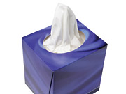 Nationwide, sales of facial tissues were down 5.2% in the fourth quarter from a year ago, and cold remedies took a bigger hit.