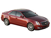 Cadillac's new CTS model, with options like a hard drive for music and a super-powered engine, is aimed at buyers in their 40s.