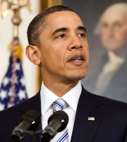 President Obama is pushing for an online privacy law.