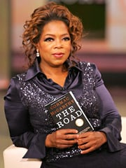 Best seller: Talk-show queen has launched four dozen books to the top of The New York Times list.
