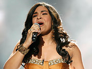 Jordin Sparks, winner of this year's Idol contest