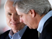 John McCain and Rick Davis