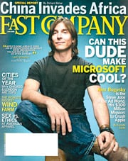 Crispin has denied a recent Fast Company cover story that implied MDC Partners was for sale.