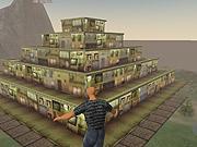 El Dorado: Vidal has acquired six 'islands' in Second Life.