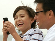 Hong Kong's CSL offers live TV on high-end phone service.