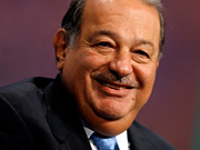 Carlos Slim: Infusion said to be just an investment.