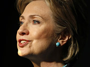 Hillary Clinton's campaign last week called Obama's spending 'earth-shattering, record-breaking, eye-popping.'