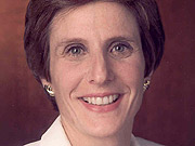 Irene Rosenfeld, chairman-CEO of Kraft