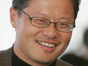 Jerry Yang, Yahoo's co-founder and now CEO