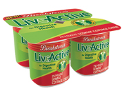 It's in there: LiveActive's probiotic cottage cheese