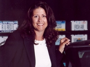 Trudy Hardy, manager of Mini marketing