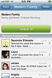 Checking in to 'Modern Family' has its privileges.