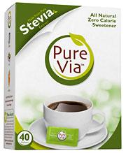 PepsiCo's PureVia sweetener
