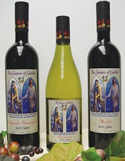 Dinner conversation: A Georgia-based importer is hoping to generate buzz in the Catholic community.