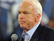Tarnished: McCain campaign insiders came to see Palin as toxic to their brand.