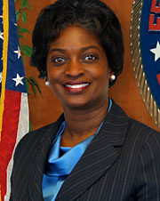 Mignon Clyburn, commissioner of the FCC, had her concerns about the Comcast-NBC Universal merger.
