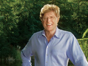 Robert Redford is executive producer for a new series, 'The Green,' on the Sundance Channel.