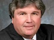Ed McCarrick, worldwide publisher, Time magazine