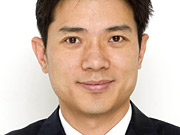Robin Li, founder of Baidu