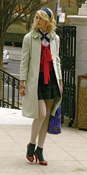'Gossip Girl': Swinger subject?