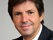 Francois Olivier, president-CEO of the Chrysler brand at Chrysler Group