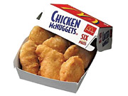 Are nuggets better in a McDonald's box?