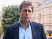 Hugh Grant discusses the News of the World.