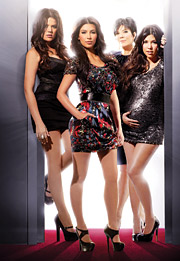 KEEPING UP WITH THE KARDASHIANS: In less than three years and five seasons, the show has shattered virtually every ratings record in the network's history.