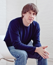Foursquare founder and CEO Dennis Crowley