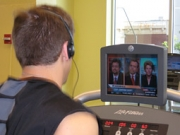 Ideacast sells ads that appear on video screens in 800 health clubs.