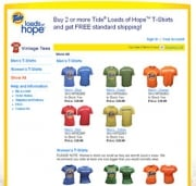 SPIN CYCLE: Jason falls, a social-media consultant, created a charity T-shirt contest for Tide but was questioned for using its logo.